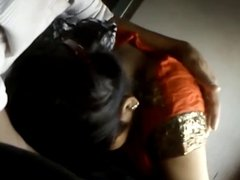 COLLEGE GIRL IN TRAIN HOT SENCE