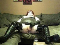 Micha DWT 7 - High Heels Boots & Cum Drinking 2