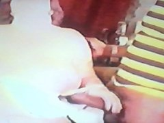 1980 BBW interracial 3-some