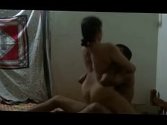 desi- one hot wife riding her hubby's dick