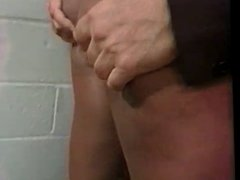 Ron Jeremy Worships Black Pussy