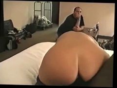 Wife double filled by black cocks