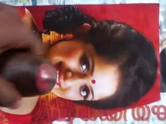 Kavya madhavan huge facial cum tribute and dirty talk