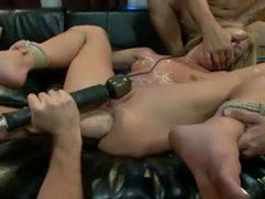Blonde Anal Fisting Amy -AFM-