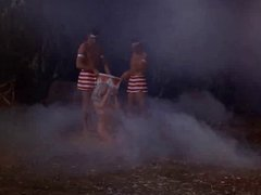 Pat Barrington nude in Orgy of the Dead
