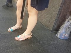 Bare Candid Legs - BCL#012
