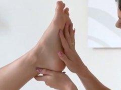 Lesbian Foot Worship 18