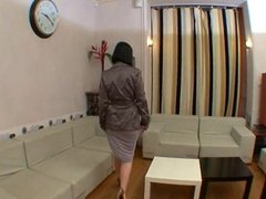 He watches his wife Ophelie gangbanged