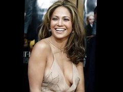 Jerk off challenge Jennifer Lopez 2
