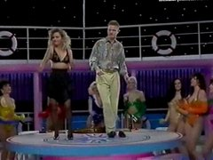 Tutti Frutti Contender Striptease vol. 1
