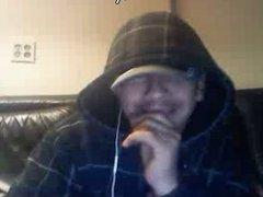 straight guys feet on webcam - the rapper