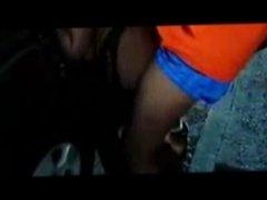 Prostitue baise au bord de la route