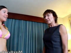 Wife humiliated by Home Wrecker Brat