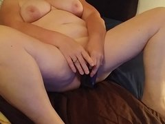 wife playing on cam