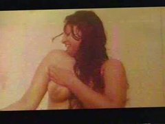Desi indian B Grade movie nude bath