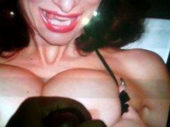 l cum on Stacey filemore-(Abigail Frazer)