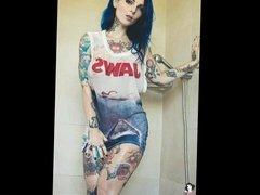 Riae Jaws Photoshoot Slideshow