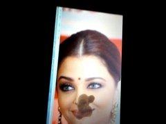 Sex Goddess Aishwarya Rai Cummed