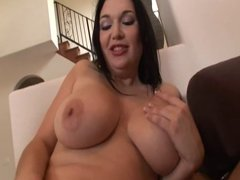 Alexis Silver,Cassandra Calogera Big Tit Threesome