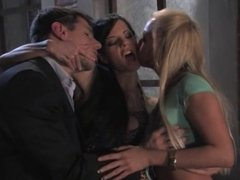 anal scene from LA VEDOVA (Carla Cox, Aliz)