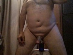wrapped cock and balls