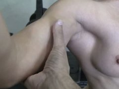 Mature Blonde POV Workout