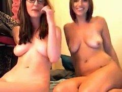 Extremly Hot Amateur Lesbians