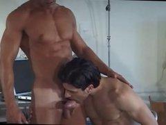 Argentinos gays Diego Santos y Augusto
