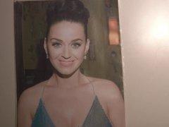 Katy Perry Cum Tribute 5
