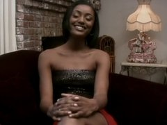 Young Black Girl Cashmere In Straight Sex Video