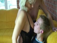 MILF, Teen and Boy
