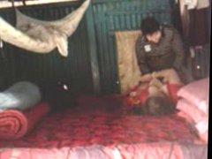 desi- couple fucking in bedroom