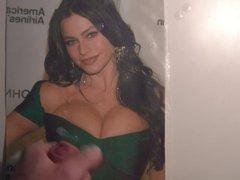 Sofia Vergara Cum Tribute 2