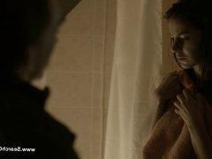 Catalina Denis nude - The Tunnel S01E01