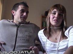PutaLocura Amateur Teen Couple have fun