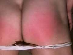 As slave ass (ass with toy, spank and pussy-ass)
