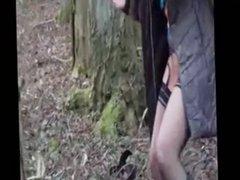 offerte a un jeune dans les bois