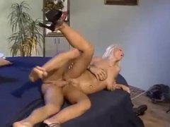 Scene with triple penetration