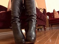 BOOT FUCK POV (POV, BOOT WORSHIP)