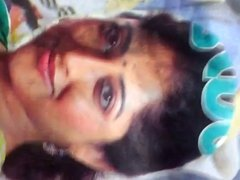 Lakshmi gopalaswamy again drenched in my cum