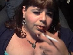 Sissy Smokes For Master