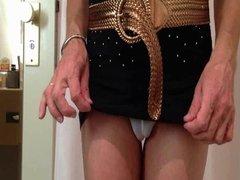 Skirt flashing