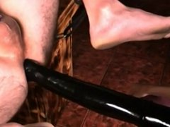 two fetish ladies using her slave