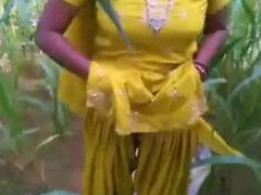 Indian Punjabi girl Fucked In Open Fields In Amritsar