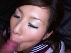 Yumi Okawa 13 loads swallowed