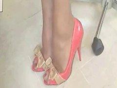 Magic Feet in Cam 2!!!!