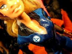 BBB: Sue Storm (invisible woman) reduced $ cumpilation 2009