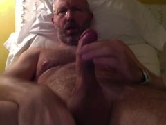 jerking off and cumshot