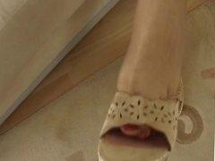 nylon feet 5