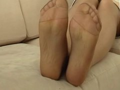 nylon feet 6